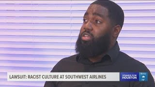 Lawsuit: Racist culture at Southwest Airlines