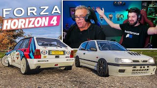 ΕΠΙΣΤΡΟΦΗ ΣΤΑ 90's! - Forza Horizon 4 |#19| TechItSerious