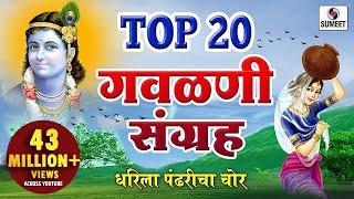 Top 20 Gavlani  Sangraha - Marathi Superhit Gav...