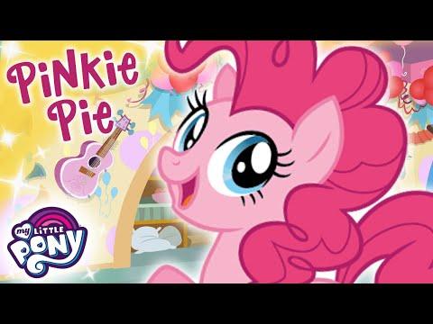 My Little Pony en español ? Pinkie Pie | 1 hora RECOPILACIÓN | La Magia de la Amistad