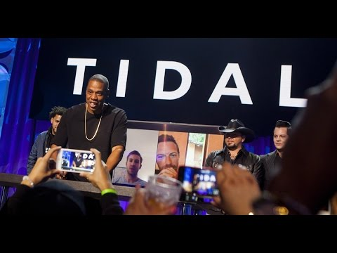 Sprint Buys 33% of Jay Z's Tidal for $200 Million. They Will Offer Tidal to their 45 Mil Customers.