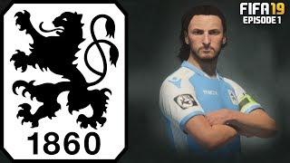 FIFA 19 CAREER MODE 1860 MUNCHEN RTG - #1 FROM ROCK BOTTOM!!