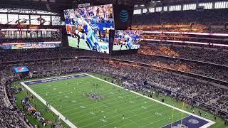 2017 Dallas Cowboys Intro