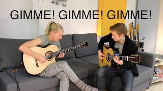 Judith Beckedorf & Soenke Meinen - Gimme! Gimme! Gimme! (ABBA Cover)