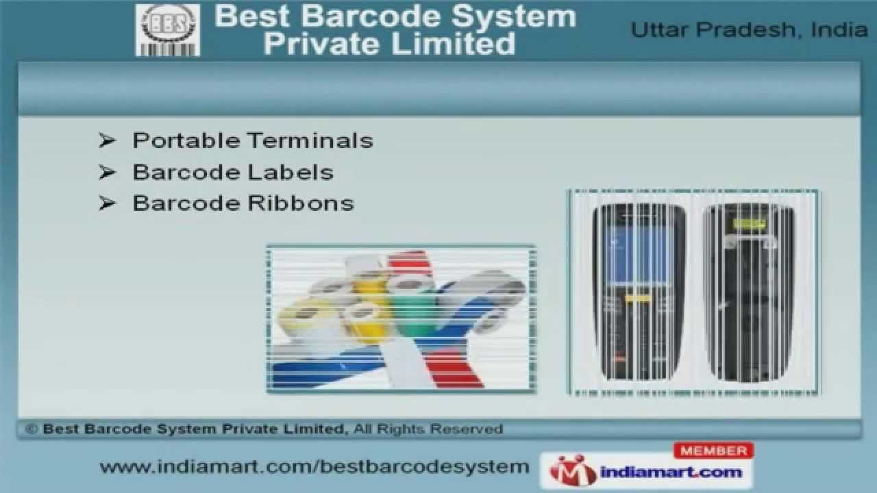 Barcode Hardware & Software by Best Barcode System Private Limited,  Ghaziabad