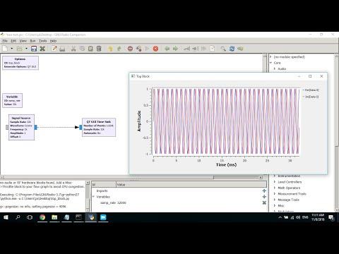 How to install GNU Radio Companion on Windows 10 (pip, environment