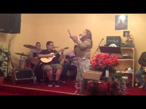 Beverly Kenny singing Welcome Holy Spirit