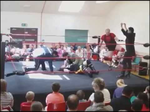 BAWF Resurrection 2013 - Chris Phoenix VS Apex