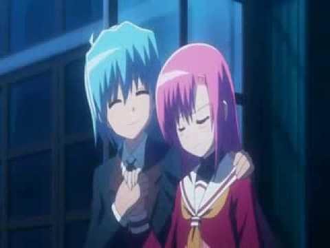 hayate and hinagiku relationship