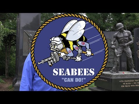 Seabees Memorial -- Arlington thumbnail