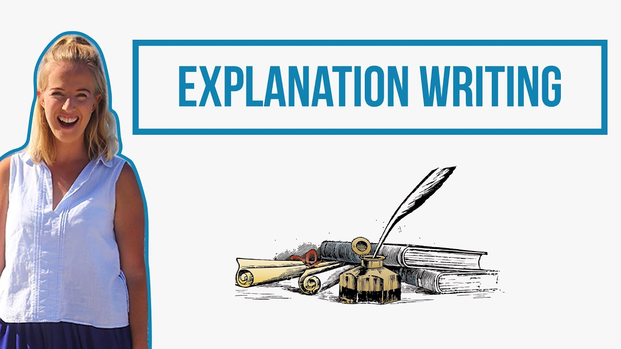 Explanation Writing For Kids // Learning From Home