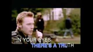 Ronan Keating - WHEN YOU SAY NOTHING AT ALL (Lyrics-English Subtitles).flv