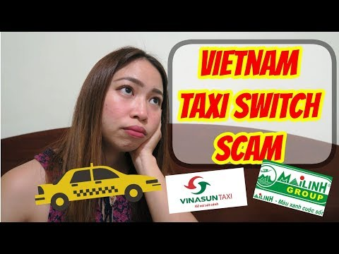 I Got SCAMMED In VIETNAM | Taxi Switch Scam | My Experience