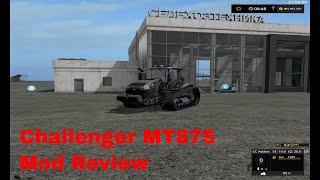 "[""Farm simulator 17"", ""Farm"", ""Simulator"", ""Game"", ""Gamer"", ""Gaming"", ""FS17"", ""LS17"", ""Video Game"", ""gameplay"", ""Simulator 17"", ""Simulator Game"", ""tractor"", ""Challenger"", ""Challenger tractor"", ""Challenger MT875"", ""Challenger MT875 Tractor"", ""Mod"", ""Modder"