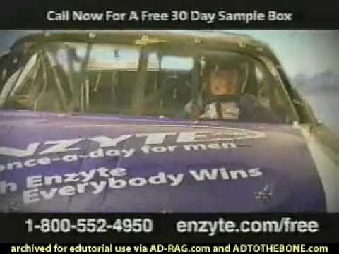 Enzyte Race 2004 Commercial