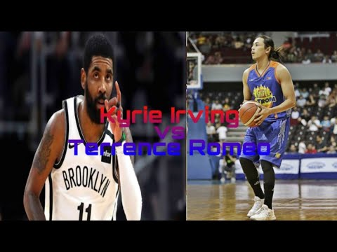 Kyrie Irving vs Terrence Romeo KILLER CROSSOVER