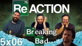 "Breaking Bad 5x6 REACTION!! ""Buyout"""