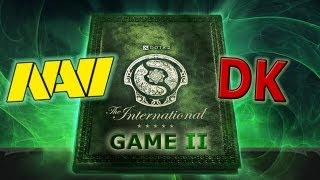 The International 3. Na`Vi vs DK game 2. Болеем за наших вместе с Dota Discovery(Подписаться: http://www.youtube.com/subscription_center?add_user=mrdotadiscovery ( ͡° ͜ʖ ͡°) ➨ Мы Вконтакте: http://vk.com/dotadiscovery ..., 2013-08-08T17:46:19.000Z)