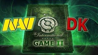 The International 3. Na`Vi vs DK game 2. Болеем за наших вместе с Dota Discovery(Подписаться: http://www.youtube.com/subscription_center?add_user=mrdotadiscovery ( ͡° ͜ʖ ͡°) ➨ Мы Вконтакте: http://vk.com/dotadiscovery ..., 2013-08-08T17:46:19.000Z)