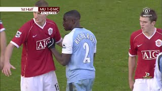 Manchester United 3-1 Manchester City - 2006/2007 [HD][50fps]