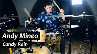 Andy Mineo - Candy Rain (Drum Cover)
