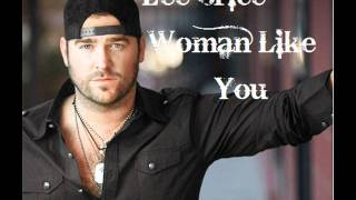 lee brice woman like you