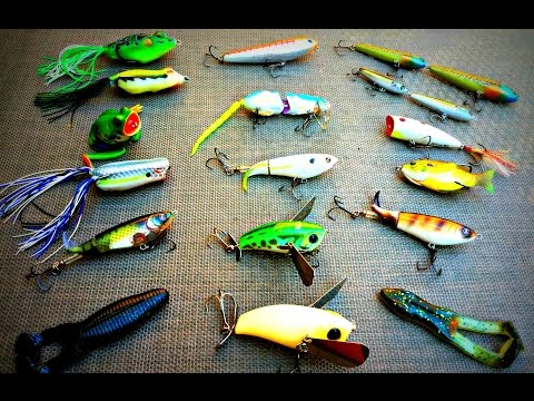 How to Select the Right Topwater Lure - Bass Fishing Tips