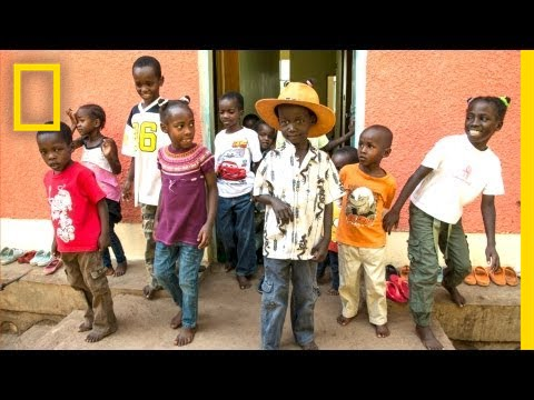 Lale Labuko: Rescuing Children of the Omo | Nat Geo Live
