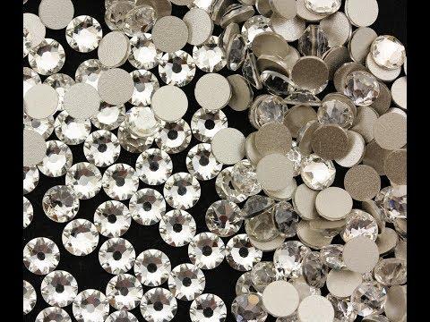 Стразы Swarovski Холодной фиксации цв. Кристалл (2088 огранка XIRIUS)
