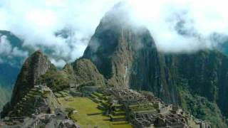 Traditional music from the Andes: Chasca - Condor Pasa