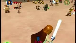 Part 76 BBA Lego Star Wars TCS - Jedi Battle Blue Minikits (Success)