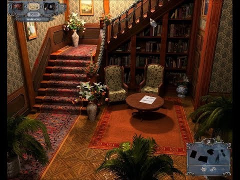 Sherlock Holmes: The Mystery of the Persian Carpet (Part 4): Lord Lindon's House |