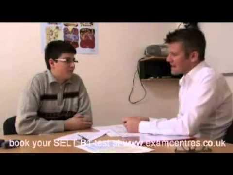 GESE grade 5 / B1 test English