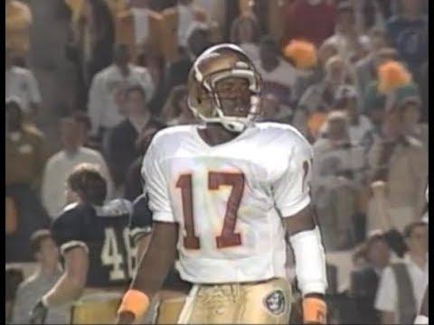 1992 FSU vs GT: Birth of the Fast-Break Offense