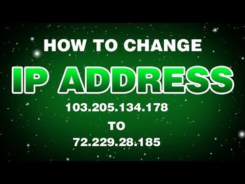 how to make v6 ip address windows 7