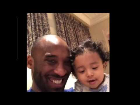 Kobe Bryant Spending Quality Time With His Daughter