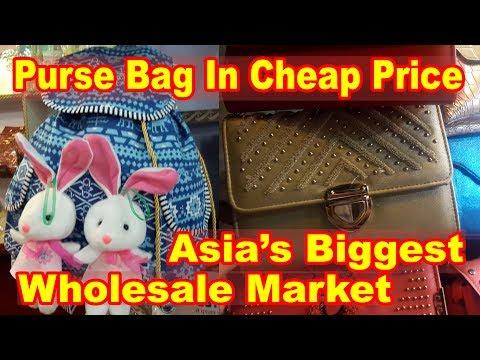 Wholesale Market Girls Accessories | Explore-Wallet,Fancy Items,School Bags | Wholesale Bazar....