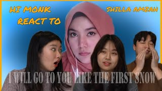 Hi monk react to shilla hamzah 'Goblin'