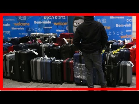 TODAY NEWS - JFK flights diverted as ports agency committed to exploration of chaos