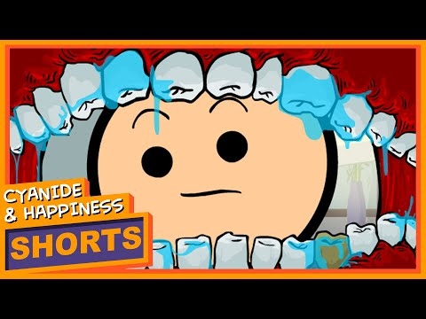Dentist - Cyanide & Happiness Shorts