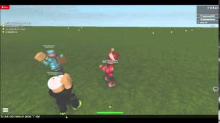 Roblox gangnam style danish/english