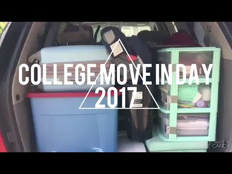 COLLEGE MOVE IN DAY | UNIVERSITY OF WISCONSIN - WHITEWATER