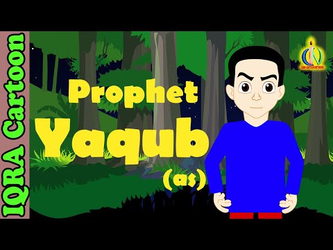 Yaqub (AS) - Jacob (pbuh) - Prophet story - Ep 11 (Islamic cartoon - No Music)
