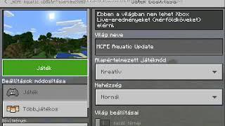 Minecraft Update Aquatic Version 1.2.14.3