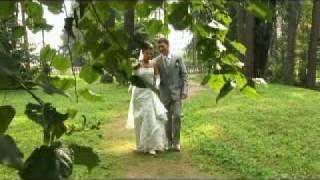 Свадебная прогулка в Архангельском