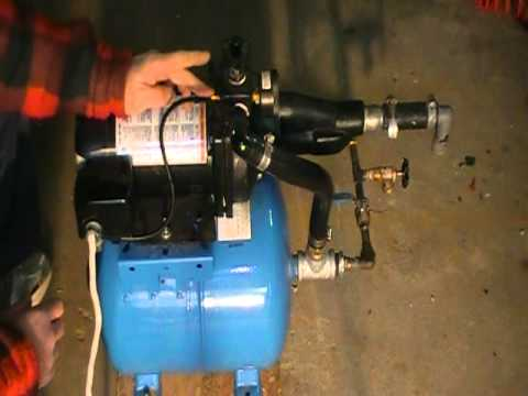 Shallow Well Pump Diagram Well Trouble Losing Water Pressure Pump Not Cutting In