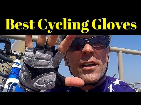 Best cycling gloves (Numb Hands)