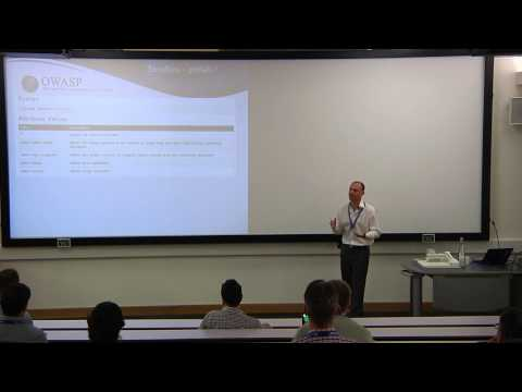 Maty Siman - Warning Ahead Security Stormsare Brewing In Your JavaScript