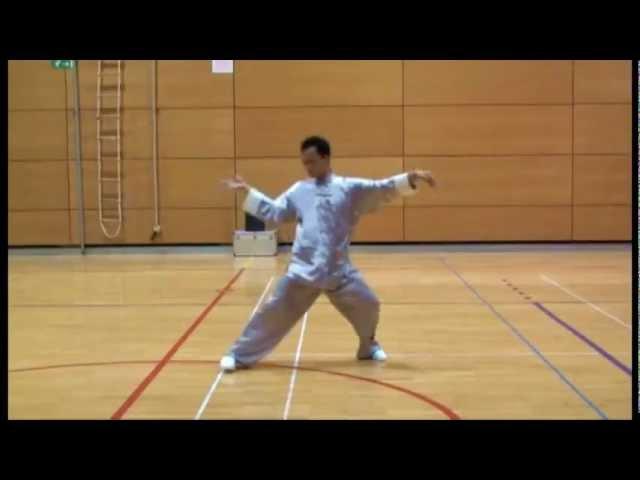 Master Fu in Slovenia 2012