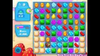 Candy Crush Soda Saga Level 40 Walkthrough Commentary